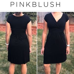 Maternity PinkBlush LBD